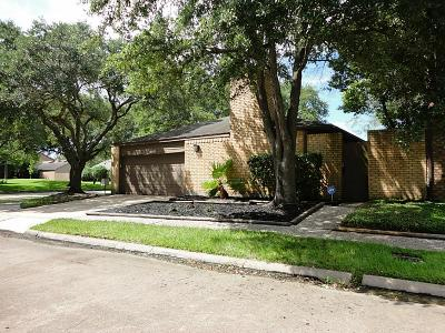 Houston TX Single Family Home Option Pending: $200,000