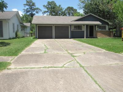 Channelview Single Family Home For Sale: 206 Overbluff Street
