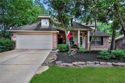 The Woodlands Single Family Home For Sale: 18 Quince Tree Place