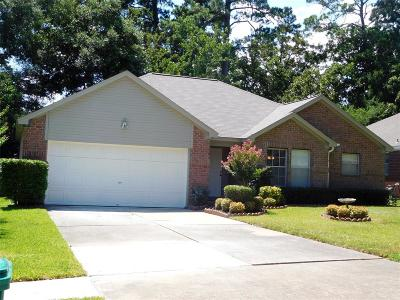 Conroe Single Family Home For Sale: 211 Bedford Lane