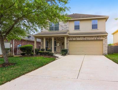 Dickinson Single Family Home For Sale: 6844 Arbor Hollow Lane