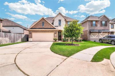 Kingwood Single Family Home For Sale: 21346 Bishops Mill Court