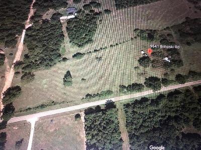 Willis Residential Lots & Land For Sale: 9641 Bilnoski Road