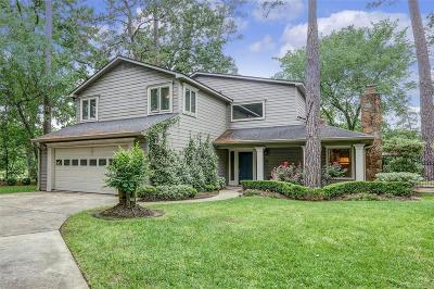 The Woodlands Single Family Home For Sale: 4 Buttonbush Court