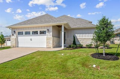 Bryan Single Family Home For Sale: 2817 Maroon Court