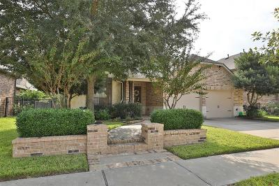 Cypress Single Family Home For Sale: 18423 Pin Oak Bend Dr Drive