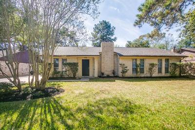 Houston Single Family Home For Sale: 10015 Greencreek Drive