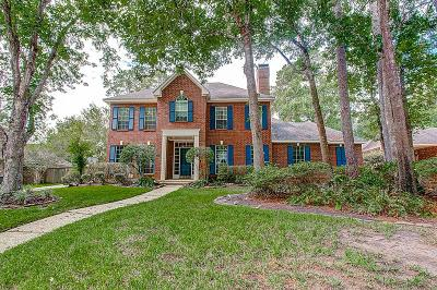 Houston Single Family Home For Sale: 6118 Bluebonnet Pond Lane