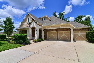 Montgomery County Single Family Home For Sale: 1005 Cedar Forest Drive