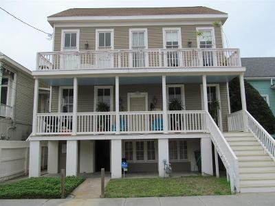 Galveston Multi Family Home For Sale: 1523 21st Street