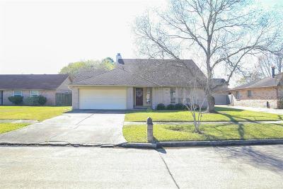 Missouri City Single Family Home For Sale: 6811 Trigate Drive