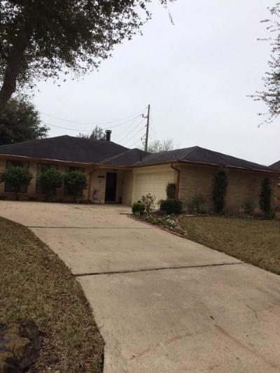 Pearland Single Family Home For Sale: 2806 Poplar Creek Ln