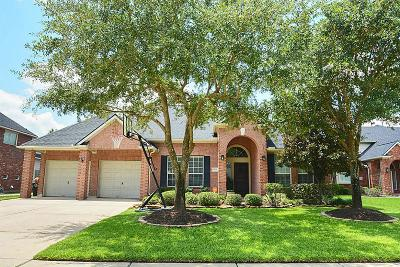 Katy Single Family Home For Sale: 5802 Grand Creek Lane