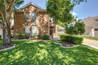 Houston Single Family Home For Sale: 10307 Emerald Trail Drive