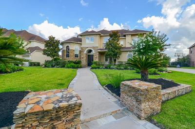 Cypress Single Family Home For Sale: 12403 N Thomas Shore Court