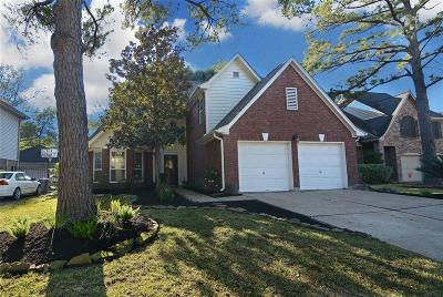 Spring Single Family Home For Sale: 16831 Scenic Gardens Drive