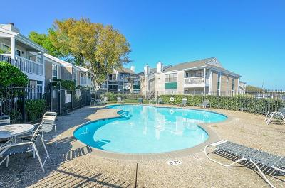 Houston Condo/Townhouse For Sale: 12660 Ashford Point Drive #312