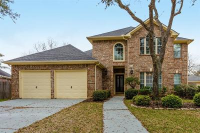 Sugar Land Single Family Home For Sale: 1211 Willow Brook Court