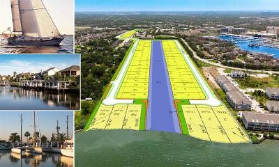 Galveston County Residential Lots & Land For Sale: Tbd West Rd