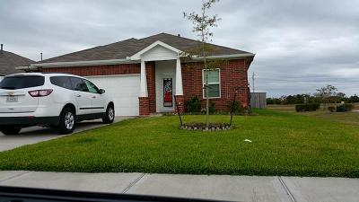 Texas City Single Family Home For Sale: 2403 E Ruby Drive