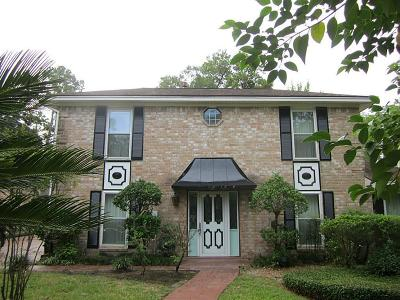 Conroe Single Family Home For Sale: 2 Jadecrest Court