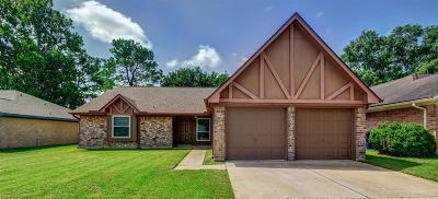 Houston Single Family Home For Sale: 15727 Fox Springs Drive