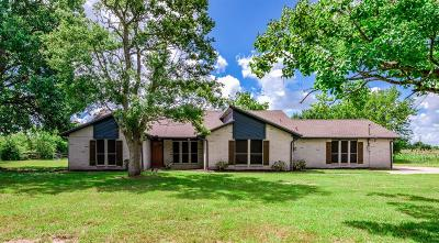 Alvin Single Family Home For Sale: 4697 Wickwillow Lane
