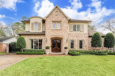 Houston Single Family Home For Sale: 262 Stoney Creek Drive