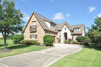 Kingwood Single Family Home For Sale: 20923 Atascocita Point Drive