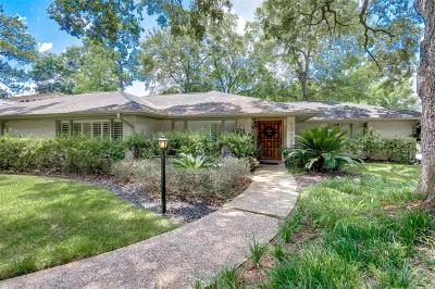 Houston Single Family Home For Sale: 13927 Perthshire Road