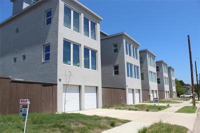 Single Family Home For Sale: 3419 Rawley Street