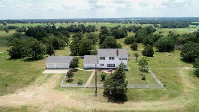 Lee County Country Home/Acreage For Sale: 1558 County Road 107