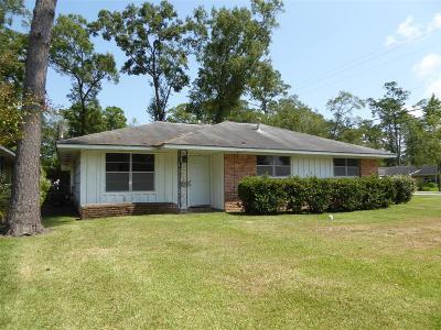 Dickinson Single Family Home For Sale: 2817 Greenbriar Street
