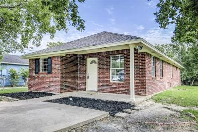 Dickinson Single Family Home For Sale: 2613 Avenue C
