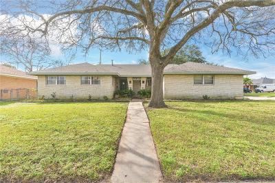 Houston Single Family Home For Sale: 1814 Willowby Drive