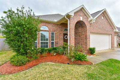 Dickinson Single Family Home For Sale: 2861 Ginger Cove Ln Lane