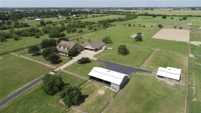 Waller Farm & Ranch For Sale: 17707 Penick Road