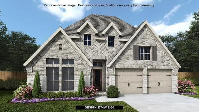 Katy Single Family Home For Sale: 23115 Carlisle Valley Trace