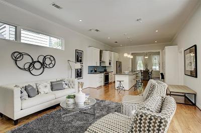 Houston Single Family Home For Sale: 2211 Harvard Street