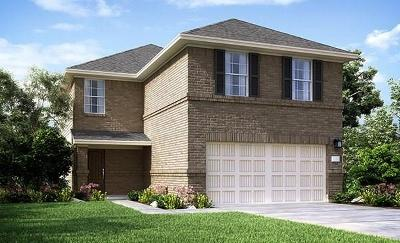 New Caney Single Family Home For Sale: 23725 Via Maria Drive