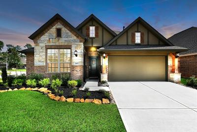 Conroe Single Family Home For Sale: 2607 Bright Rock Lane