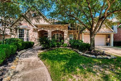 Katy Single Family Home For Sale: 4311 Leaflock Lane
