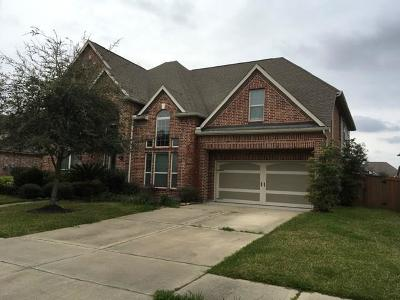 Richmond Single Family Home For Sale: 17302 Bland Mills Lane