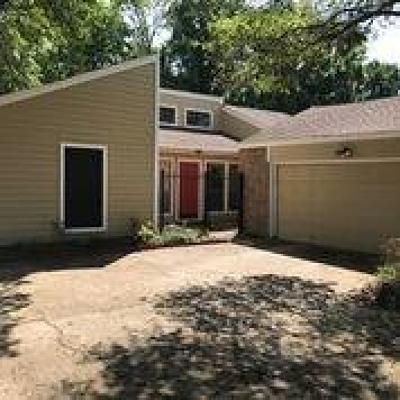 Houston Single Family Home For Sale: 4518 Hidden Springs Drive