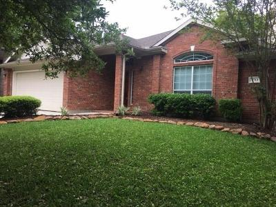 Montgomery TX Single Family Home For Sale: $192,000