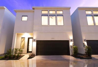 Houston Single Family Home For Sale: 8532 David