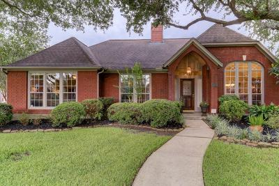 Houston Single Family Home For Sale: 2422 Fairwind Drive