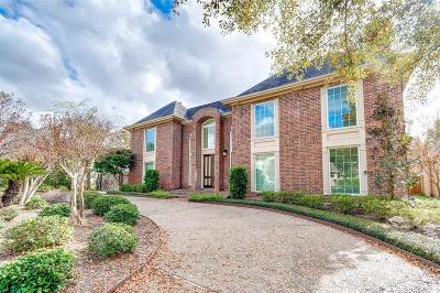 Houston Single Family Home For Sale: 11 Hickory Shadows Drive