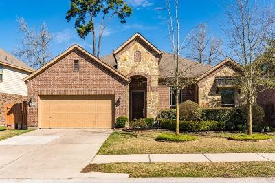 Kingwood Single Family Home For Sale: 21323 S Kings Mill Lane