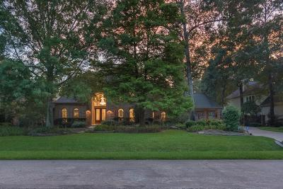 The Woodlands Single Family Home For Sale: 90 Northgate Drive Drive